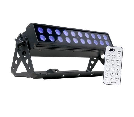 ADJ UV LED BAR20 IR Front