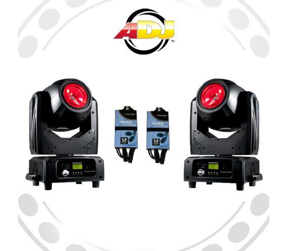 ADJ Vizi Beam RXONE Lighting Equipment Package