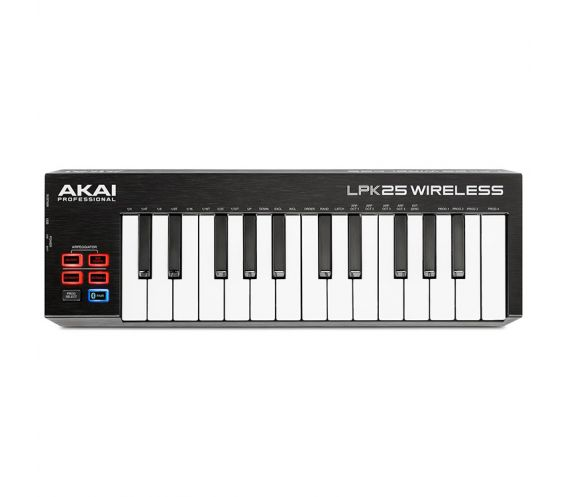 Akai LPK25 Wireless Keyboard Controller