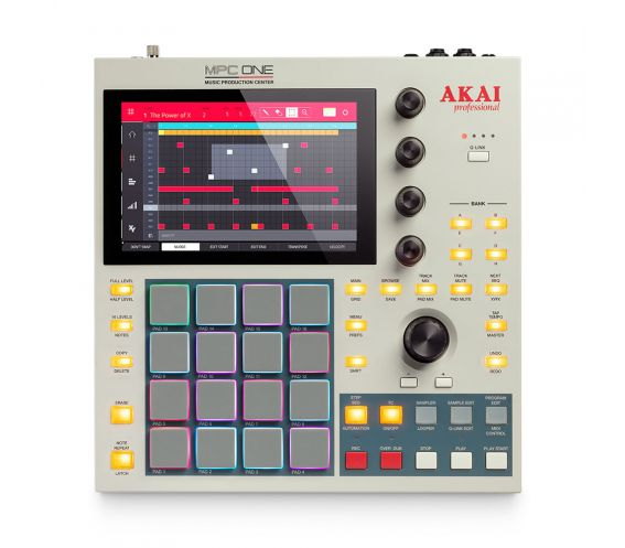 Akai Professional MPC One Special Retro Edition