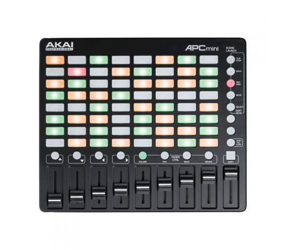 Akai APC Mini USB Ableton Live Controller MIDI