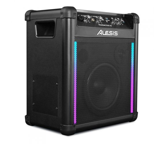 Alesis TransActive VU all-in-one portable sound system