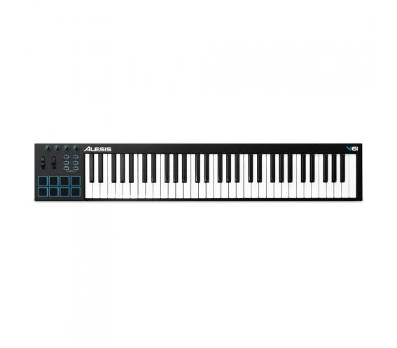 Alesis V61 MIDI Keyboard Top