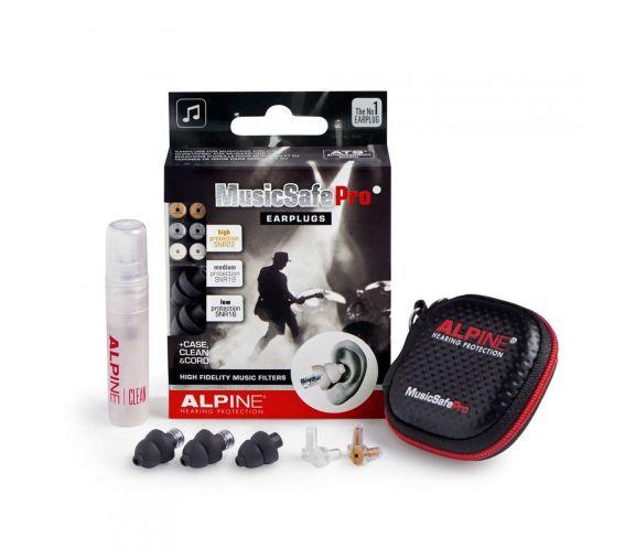 Alpine MusicSafe Pro Earplugs Main Image