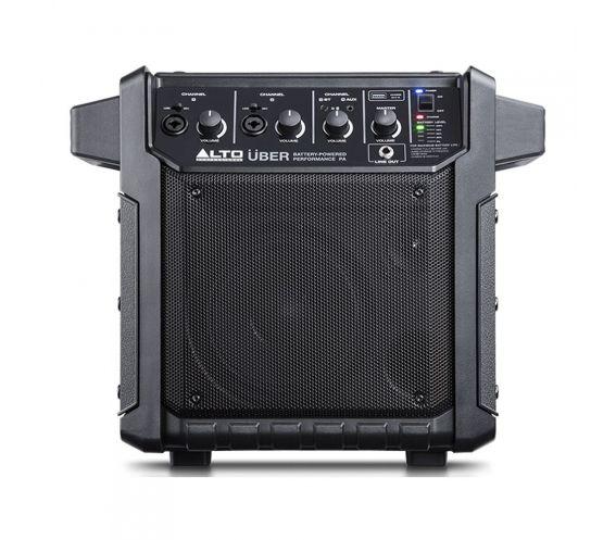 Alto Pro Uber Portable PA Speaker Front