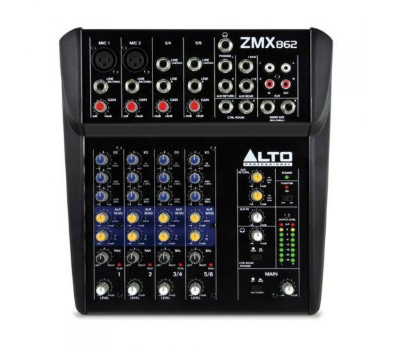 ZEPHYR ZMX862 Studio Mixer