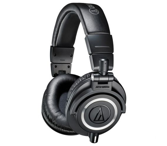Audio Technica ATH-M50 Studio Headphones
