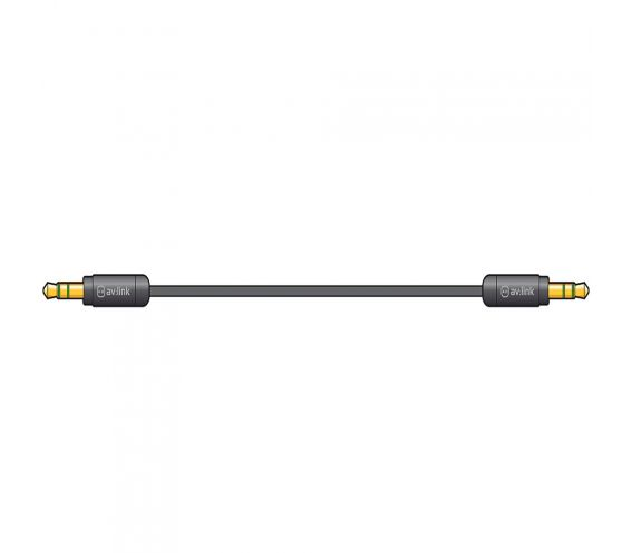 Av:Link Precision 3.5mm Stereo Plug 1.5m Main