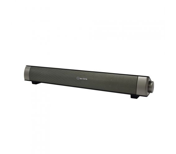 Av:Link Atom 2.0 Channel Rechargeable Mini Bluetooth Soundbar