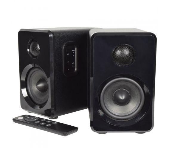 """Av:Link 3.5"""" Active Bluetooth Bookshelf Speakers Main"""