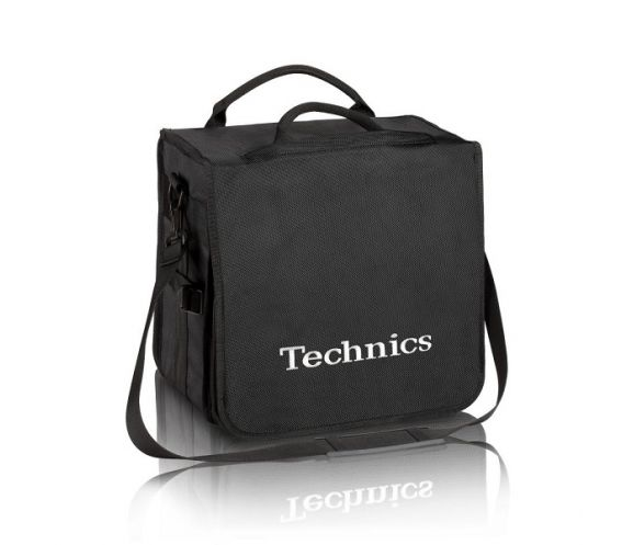 Technics Bag (Silver Logo) Front