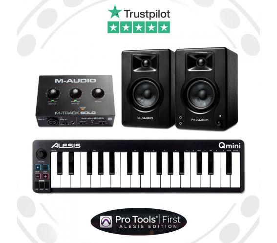 Music Production Kickstart Bundle