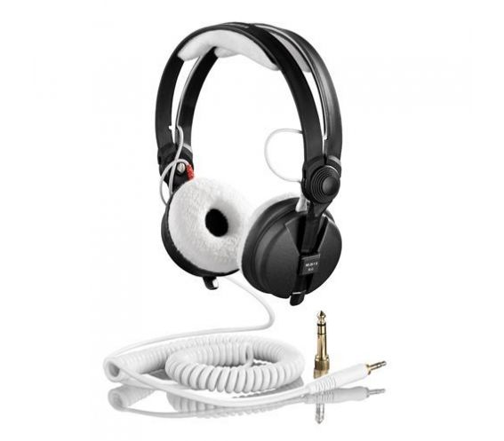 Cable Sennheiser HD 25 Deluxe spiral White