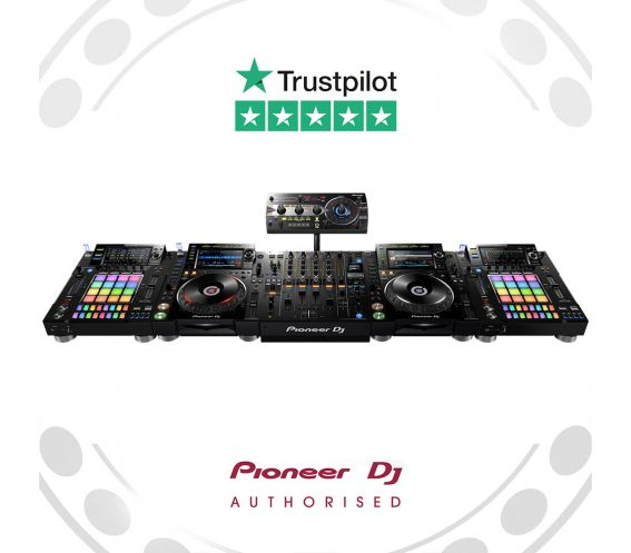 Pioneer NXS2 with DJS-1000 and RMX-1000