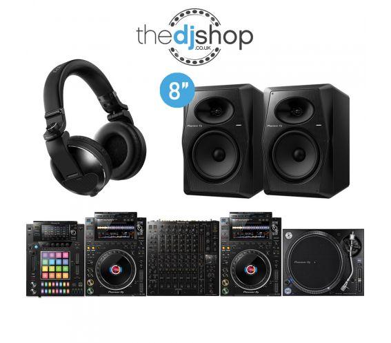 Pioneer CDJ-3000 Creative DJ Bundle