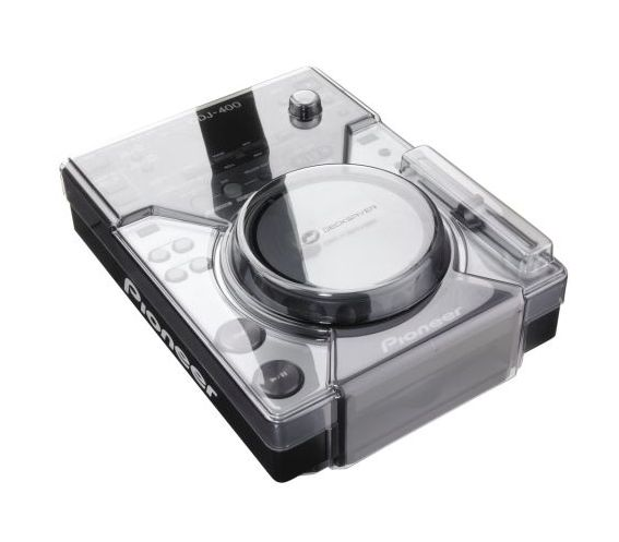 CDJ 400 SMOKED CLEAR COVER