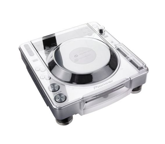 CDJ 800 SMOKED CLEAR COVER
