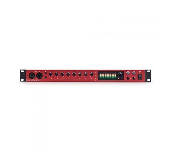 Focusrite Clarett+ 8Pre USB Audio Interface Main Image