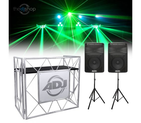 Complete Mobile DJ Equipment Package