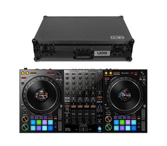 Pioneer DDJ-1000 + UDG Ultimate Flight Case