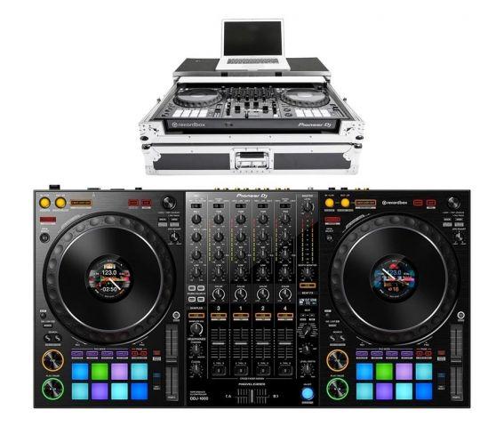 Pioneer DDJ-1000 + Magma DJ Controller Workstation