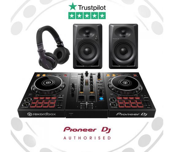 Pioneer DJ Next Generation Complete Starter Bundle