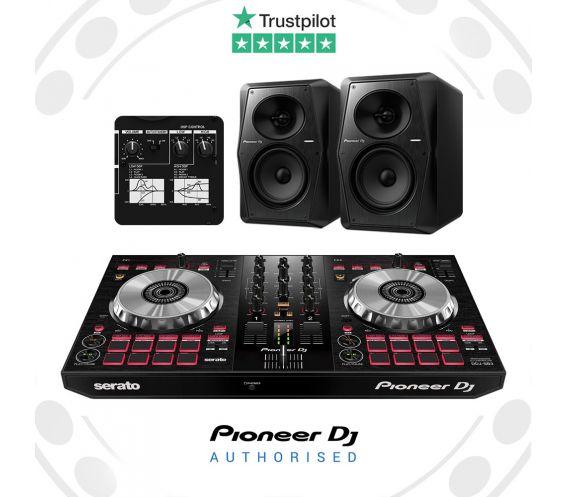 Pioneer DDJ-SB3 + VM-70 DJ Controller Package