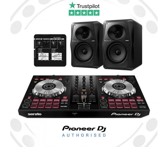 Pioneer DDJ-SB3 + VM-80 DJ Controller Package