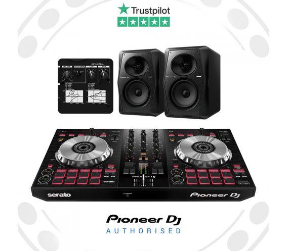 Pioneer DDJ-SB3 + VM-50 DJ Controller Package