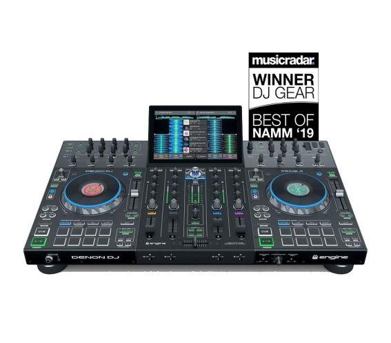 Denon DJ Prime 4 Main Image