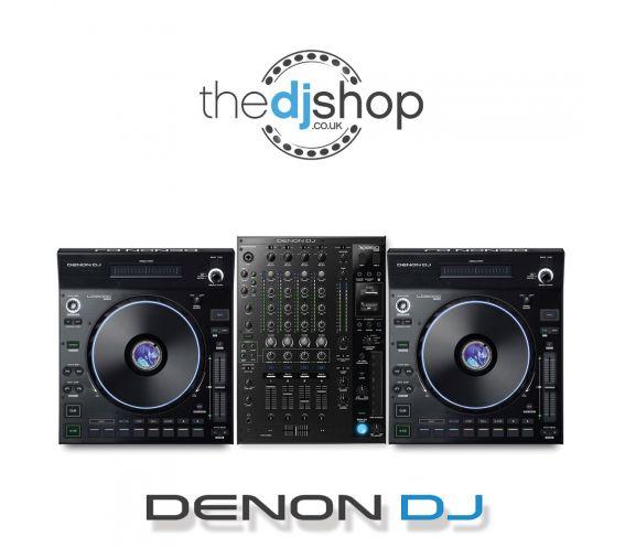 Denon DJ PRIME Next Generation Bundle Main Image