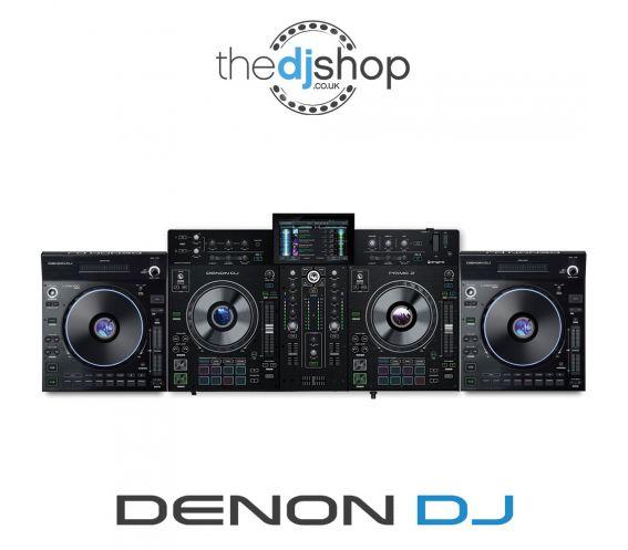Denon DJ PRIME 2 Deck Bundle Main Image