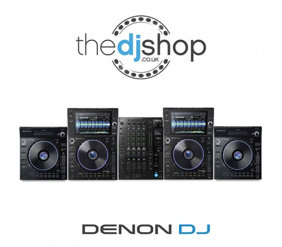 Denon DJ PRIME Elite Bundle Main Image