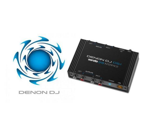 Denon DS1 Serato Digital Vinyl Audio Interface