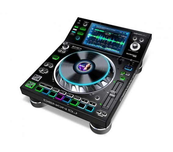 Denon DJ SC5000 Prime Media Player with Multi-Touch Display