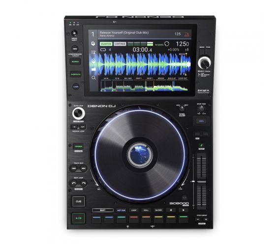 Denon DJ SC6000 Prime Top Image
