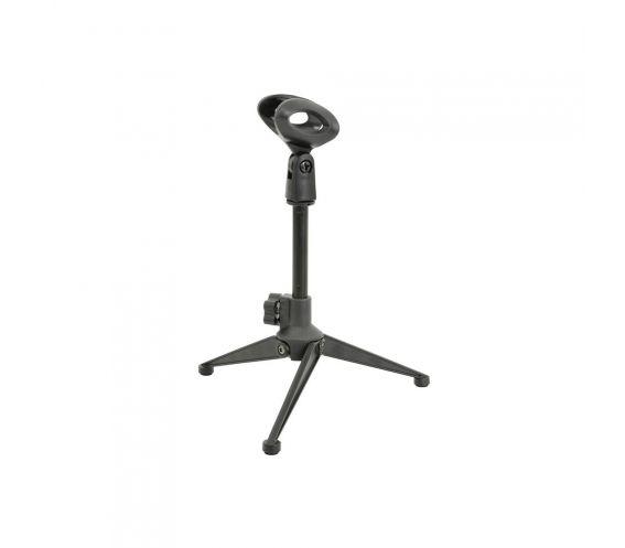 QTX DMS-01 Desktop Microphone Tripod Stand 180.057UK