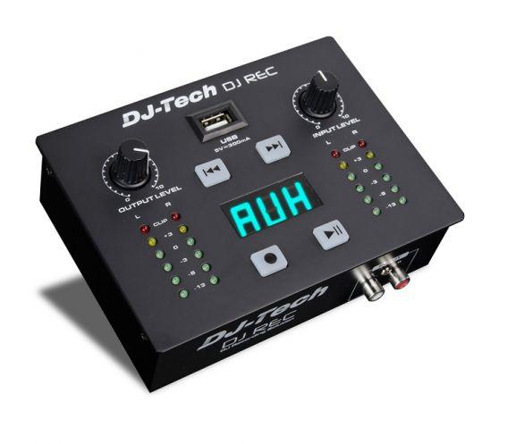 DJ-Tech DJ REC Mk2 Compact DJ Recording Solution