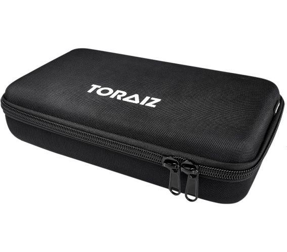 Toraiz AS-1 Bag Closed