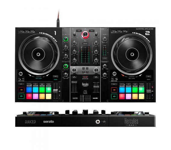 Hurcules DJControl Inpulse 500 DJ Controller