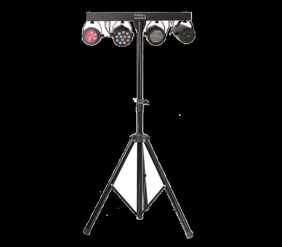 Ibiza Light DJLight85-LED Front