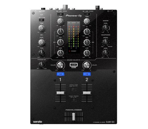 Pioneer DJM-S3 Serato DJ Mixer