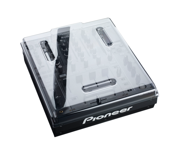 Decksaver Pioneer DJM-900 Cover Smoked/Clear