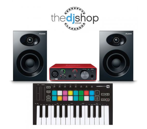 Essential Beginner Music Production Package