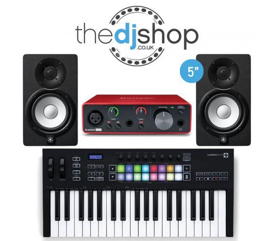 Novation Launchkey 37 MK3 Music Production Bundle Deal
