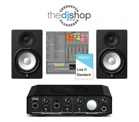 Essential Music Production Studio Package