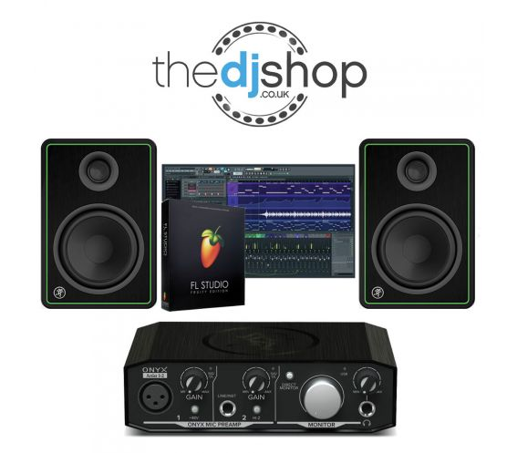 Essential Home Recording Studio Package
