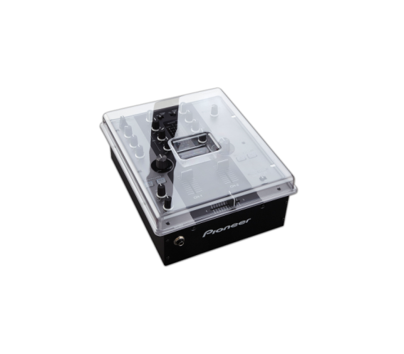 Decksaver Pioneer DJM-250 Cover Smoked/Clear