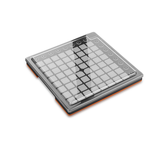 Novation Launchpad Decksaver Cover Smoked/Clear