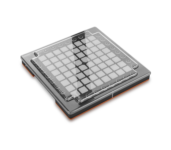 Novation Launchpad Pro Decksaver Cover Smoked/Clear